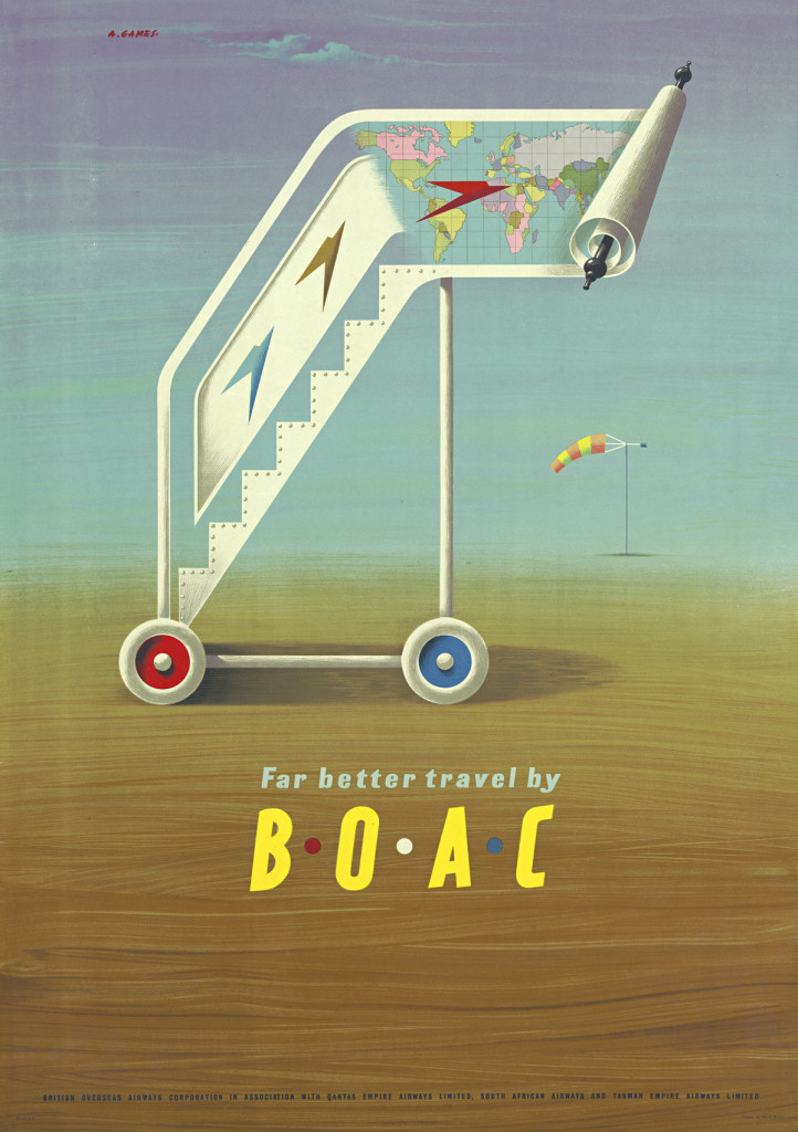 B.O.A.C. – British Overseas Airways Corporation