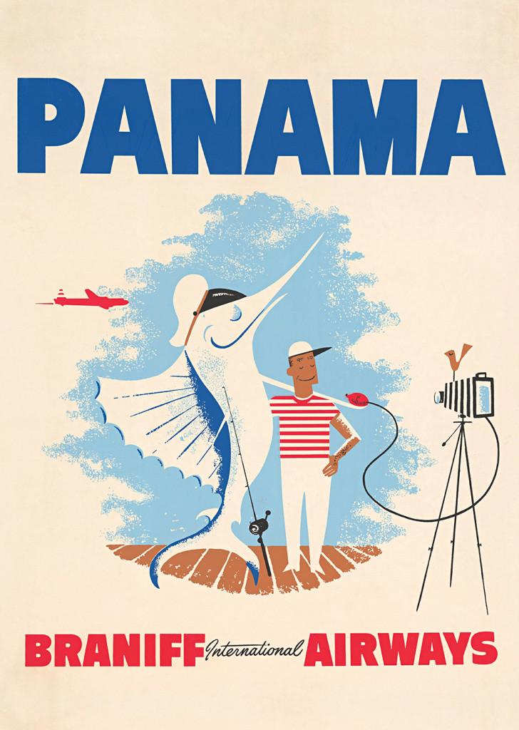 Panama – Braniff