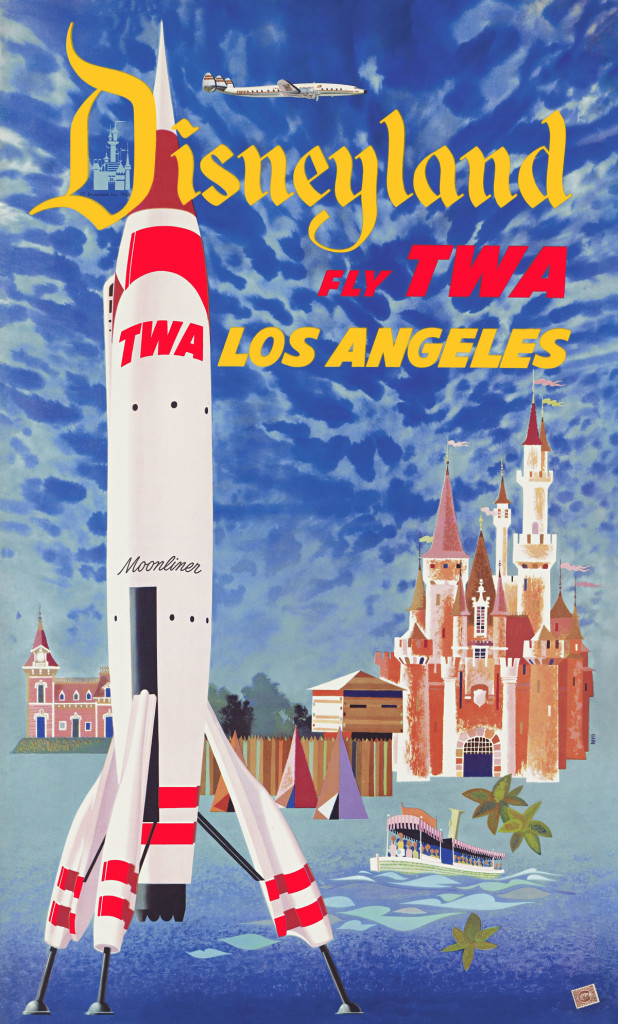 Disneyland Los Angeles – TWA