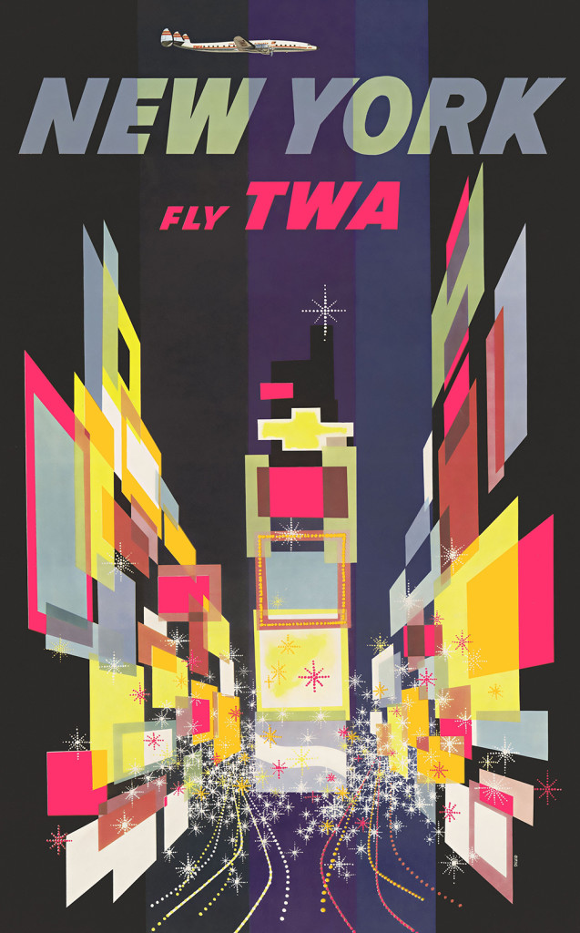 NEW YORK TIMES SQUARE – TWA