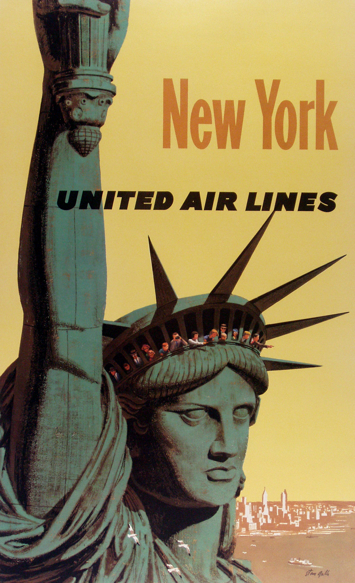 New York – United Airlines