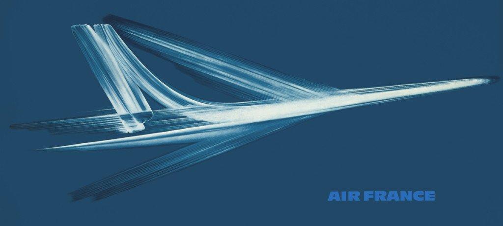 Airline Poster Art Post – Kural Design