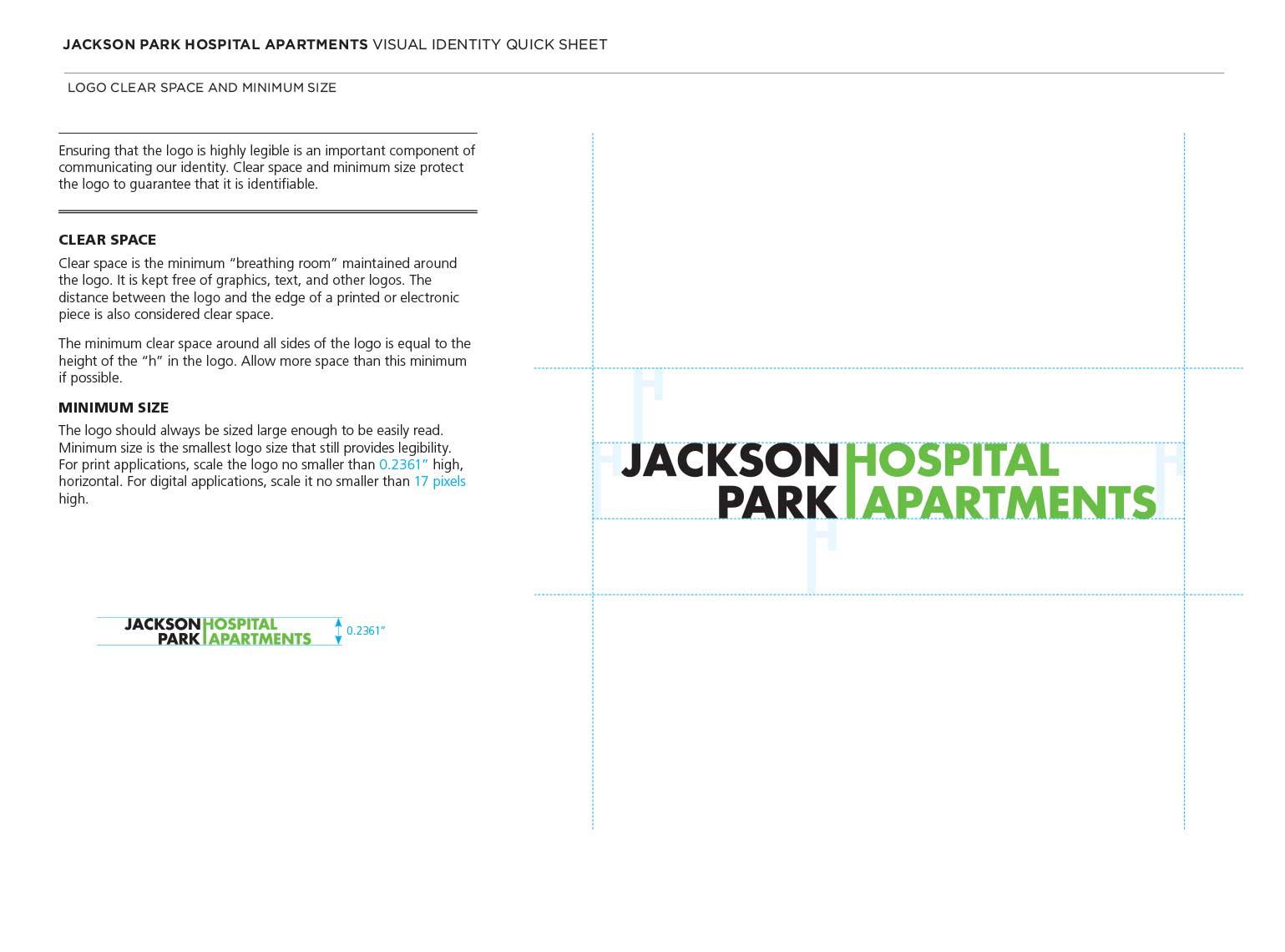 JPHA Branding Clear Space – Kural Design