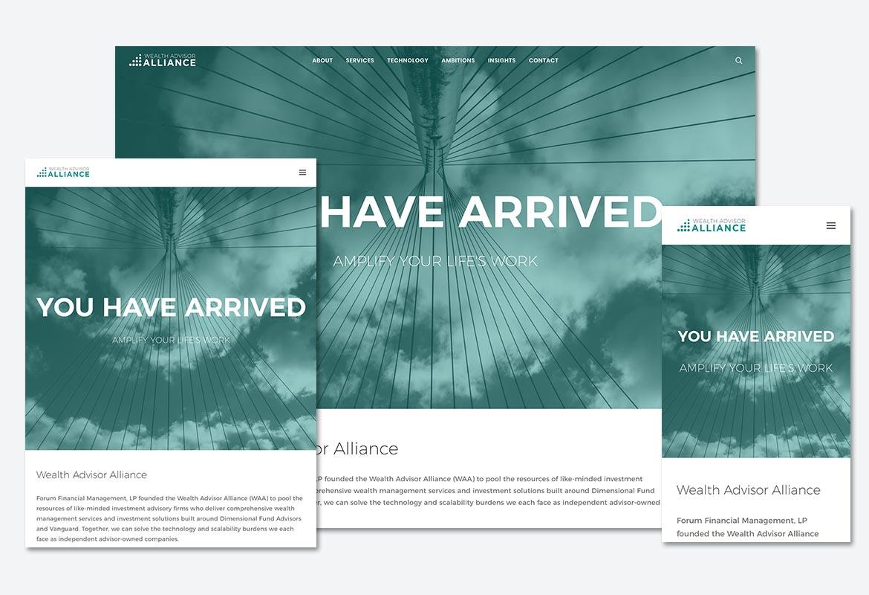 Kural Design – Wealth Advisor Alliance Slide 04