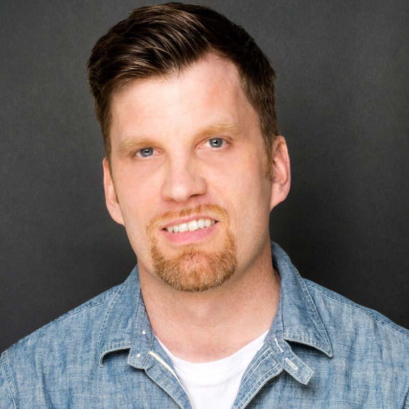 Karl P. Bischoff – Creative Director / Co-Owner