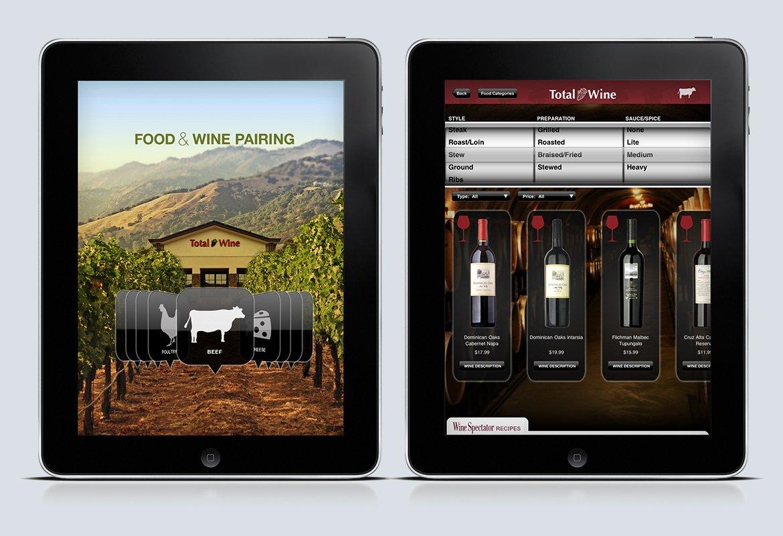 Total Wine & More Slide 02 - kural design work