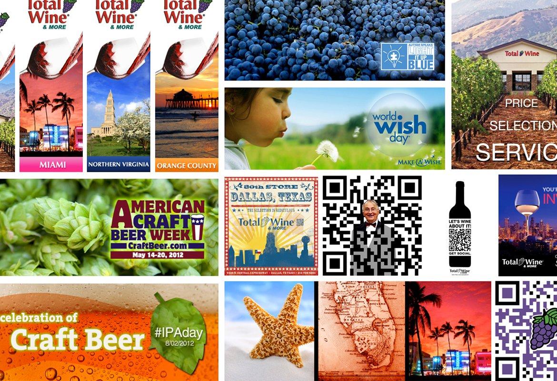 Total Wine & More Slide 04 - kural design work