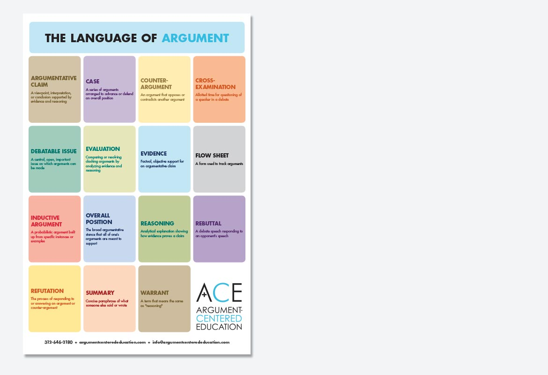Argument Centered Eduction – Kural Design