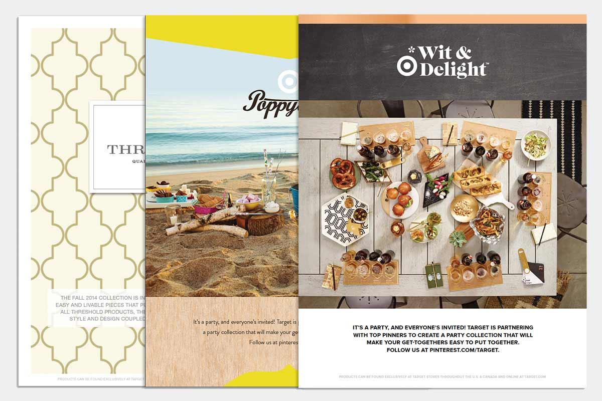 Look Sheets at Target - kural design work