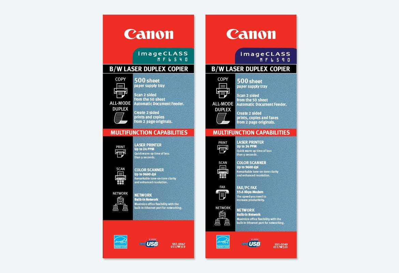 Canon USA Stickers – Kural Design