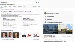 Google Page Rank Article kuraldesign